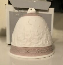 Lladro 1991 Campana Navidad Christmas Bell Ornament #5803 160452