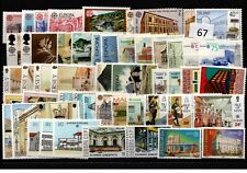 / 54 STAMPS - MNH - EUROPA CEPT 1990 - ART - PEOPLE - ARCHITECTURE