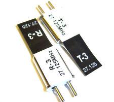 RC Remote Control & Receiver Crystal 27 MHZ 27.125 AM