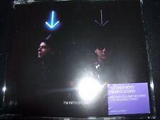 Pet Shop Boys I'm With Stupid EU 2 Track CD Single – Like New