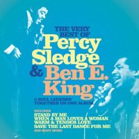 PERCY SLEDGE & BEN E. KING The Very Best Of 2CD BRAND NEW