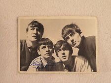1964 Original Beatles Black & White 1st Series Trading Cards #59 of 60 Cards