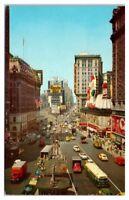 Times Square, New York City Postcard Camel Cigarettes Pepsi Cola Criterion Astor