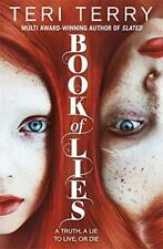 Book of Lies by Terry, Teri | Paperback Book | 9781408334287 | NEW