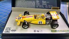 Scalextric C33698A LEGENDS McLaren M7C Jo Bonnier 1/32 Slot Car Mid America