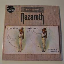 NAZARETH - EXERCISES - 2013 LP LTD. EDITION COLOR VINYL SEALED