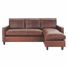 Habitat Leather Modern Sofas, Armchairs & Suites