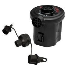 Intex pompa elettrica a batterie materassi gonfiabili gonfia sgonfia 68638 Rotex