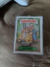 GPK EXOTIC Garbage Pail Kids 10 cards - Tiger King series 1 set - Joe Exotic