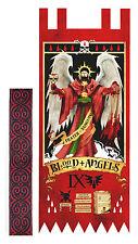 40k lifesize vinyl banner, Blood Angels