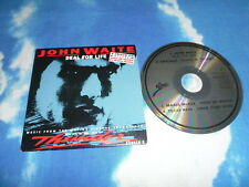 JOHN WAITE ‎CD SINGLE CHICAGO/MARIA MCKEE/TERRY REID -DAYS OF THUNDER/TOM CRUISE