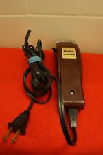 Oster Hair Clippers Adjustable Mens Electrical Model 284-61B