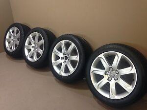 AUDI A7 S7 Kompletträder Felgen Reifen Wheels Set 255/45 R18 4G8601025A