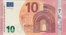 European Union Banknote P21n 10 Euro 2014 Prefix NA, Plate N006G5, UNC