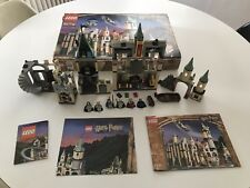 LEGO Harry Potter set 4709 Hogwarts Castle 2001 Manual Box Posters