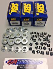 Ford Flathead Valve Spring Retainers + Locks Set Of 16 SBI 121-1003 161-1057