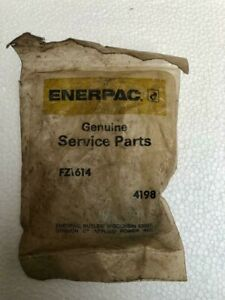 ENERPAC FZ1614 4198 HYDRAULIC HOSE ADAPTER FITTING COUPLER NEW