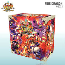 Arcadia Quest: Fire DRAGON Board Game, Strategy Multiplayer Challenges, CMON