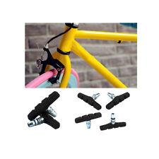 2 PAIRS V Brake Blocks Cycle Bike Bicycle MTB Mountain Bike Brake Blocks Pads
