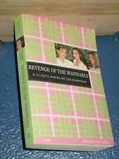 Revenge of the Wannabes by Lisi Harrison FREE SHIPPING 0316701335