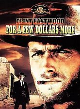 For a Few Dollars More (Dvd, 1998, Western Legends)