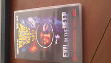 """Evil In The Deep   ( DVD )  Rated: """"M15+""""  Stars:  Cheryl Ladd"""