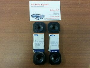 Ford Escort RS Turbo Series One & Two Rear Anti Roll Bar Shackle Link SET