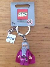 Lego Harry Potter Key Chain Ring 851033 Dumbledore - from 2004