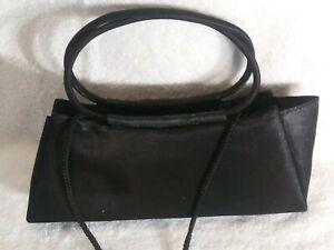 Unbranded Black Polyester Women's Handbag