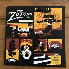 "The Zutons - Pressure Point 7"" Vinyl Signed Autographed"