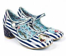 Irregular Choice Striped Heels for Women