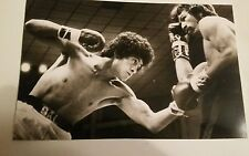 Salvador sanchez vs Danny Lopez  boxing photo & more