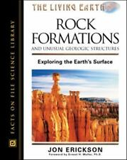 Rock Formations and Unusual Geologic Structures: Exploring the Earth's Surface