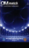 EC I 2010/2011 Olympique Marseille - Manchester United, 23.02. CHAMPIONS LEAGUE