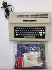 Tandy Radio Shack TRS-80 Color Computer 2 With Manual Inserts Tested Works