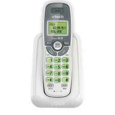 VTech CS6114 Cordless Phone with Caller ID / Call Waiting - White/Grey (CS6114)™