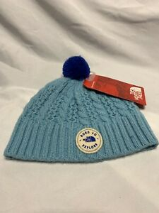 The North Face Baby Minna Beanie TNF - SKYBL/BRTCBLTBL - XS 6-24 Months NWT
