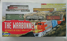 Athearn The Warbonnet HO Scale Train Starter Set New