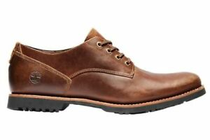 NWB Men Timberland Kendrick Waterproof Oxford Brown