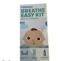 Baby and Toddler Breathe Easy Kit Sick Day Essentials by Fridababy- A. I350