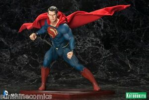 Kotobukiya Superman The Man of Steel 1/6 ArtFX Statue Henry Cavill NEW SEALED