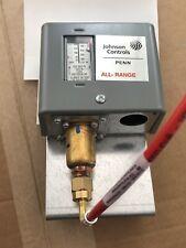 Johnson Controls P170aa-118C Pressure Control,100 To 400