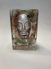 Vintage Susan Gott - Phoenix Studio - Spirit Weight - Glass Face - One of a Kind