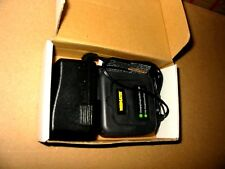 WEED EATER 20v VOLT LITHIUM BATTERY CHARGER WE20VCH FOR CHARGING WE20VRB BATTERY