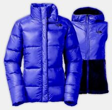 NWT NORTH FACE Sumbu Triclimate Down Jacket Women's L Starry Purple MSRP $280