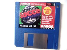 59285 disque 110 Amiga Magazine-Ultimate Soccer-Commodore Amiga ()