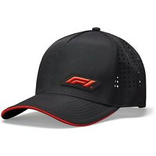 Formula 1 Tech Collection F1 Baseball Hat Black