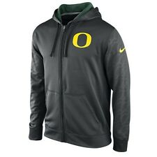 """Nike Oregon Ducks College KO Full Zip Hoodie ANT """"3XLarge"""""""