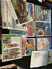 Lot Of 14 Vintage Golden,Whitman  Tray Puzzles Disney, Sesame Street, Dinosaurs
