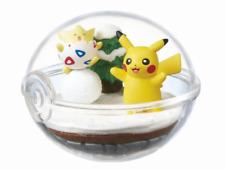 Pokemon Terrarium Collection 2 Togepi & Pikachu Japan Re-Ment  SALE anime F/S